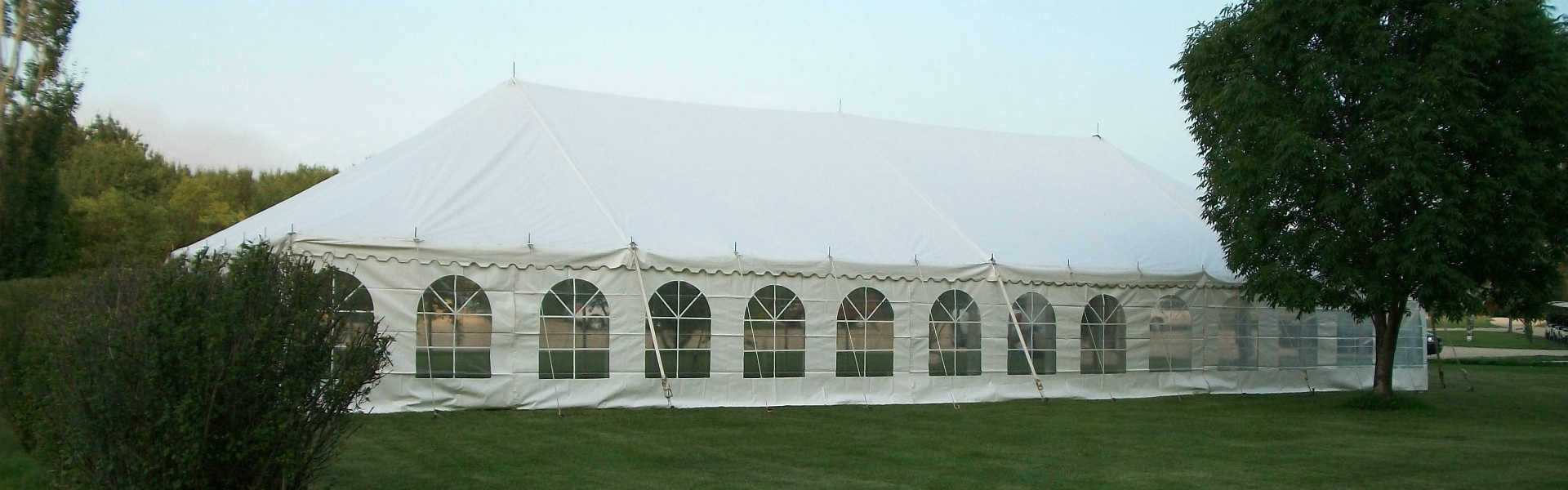 The best tents for your <strong>parties and events!</strong>